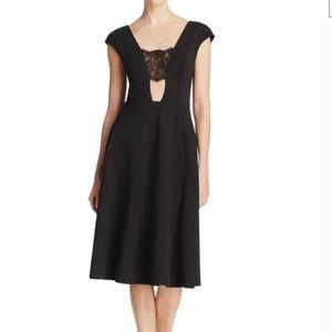 Brand new ABS Allen Schwartz Black Dress. Size 0